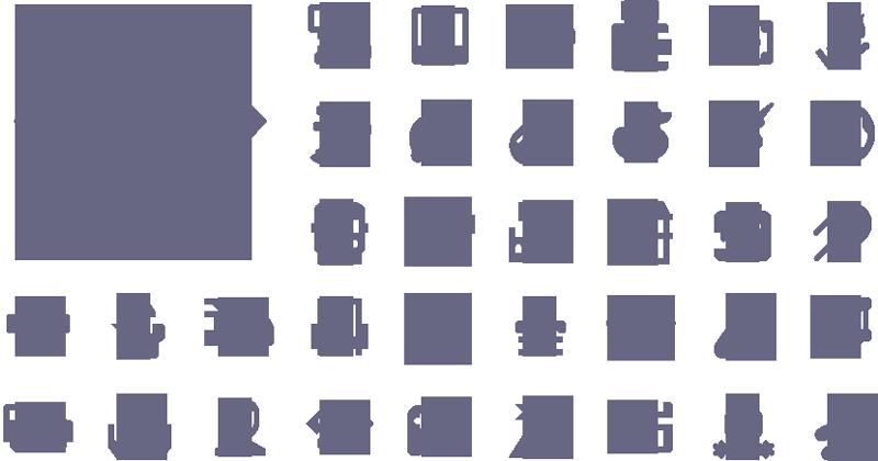 Materia icons