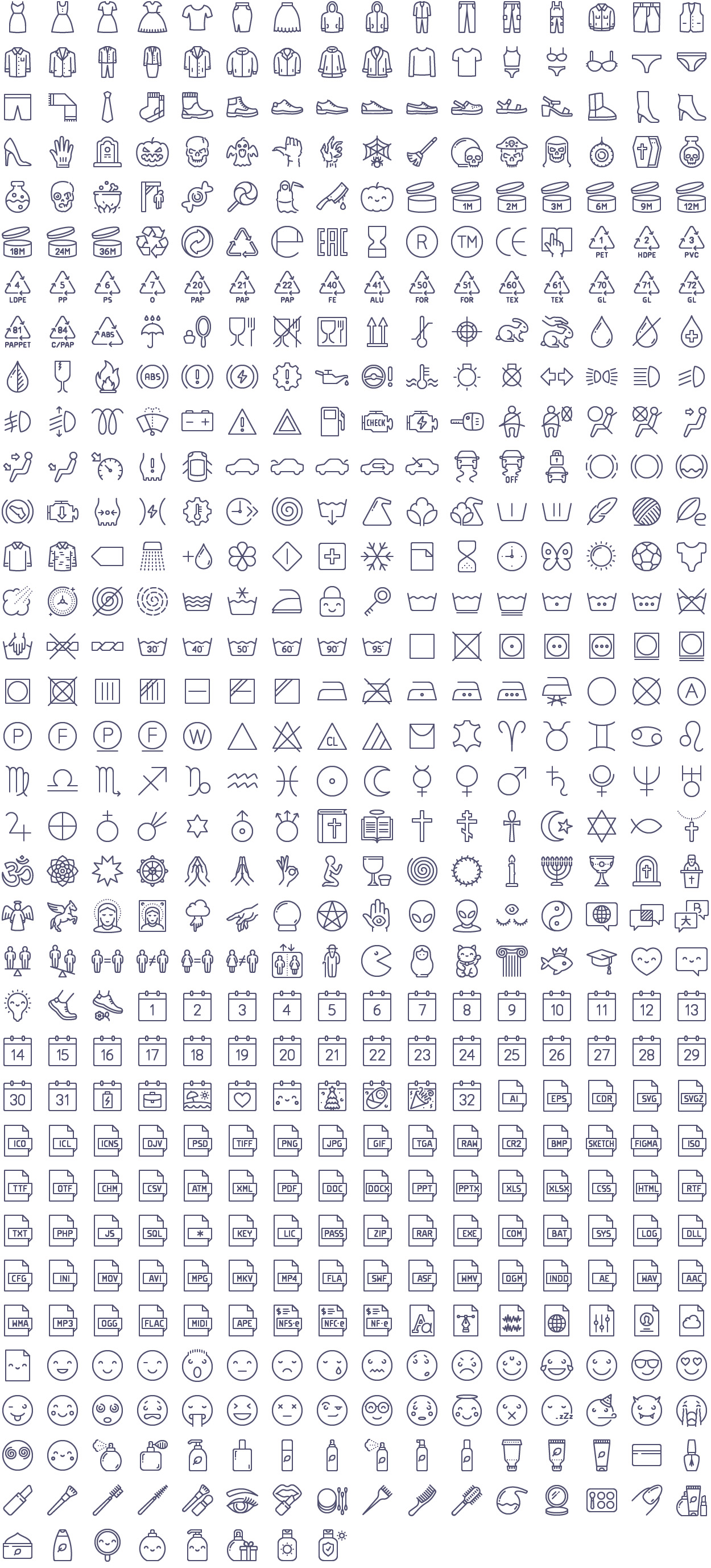 Unigrid 2 icons full
