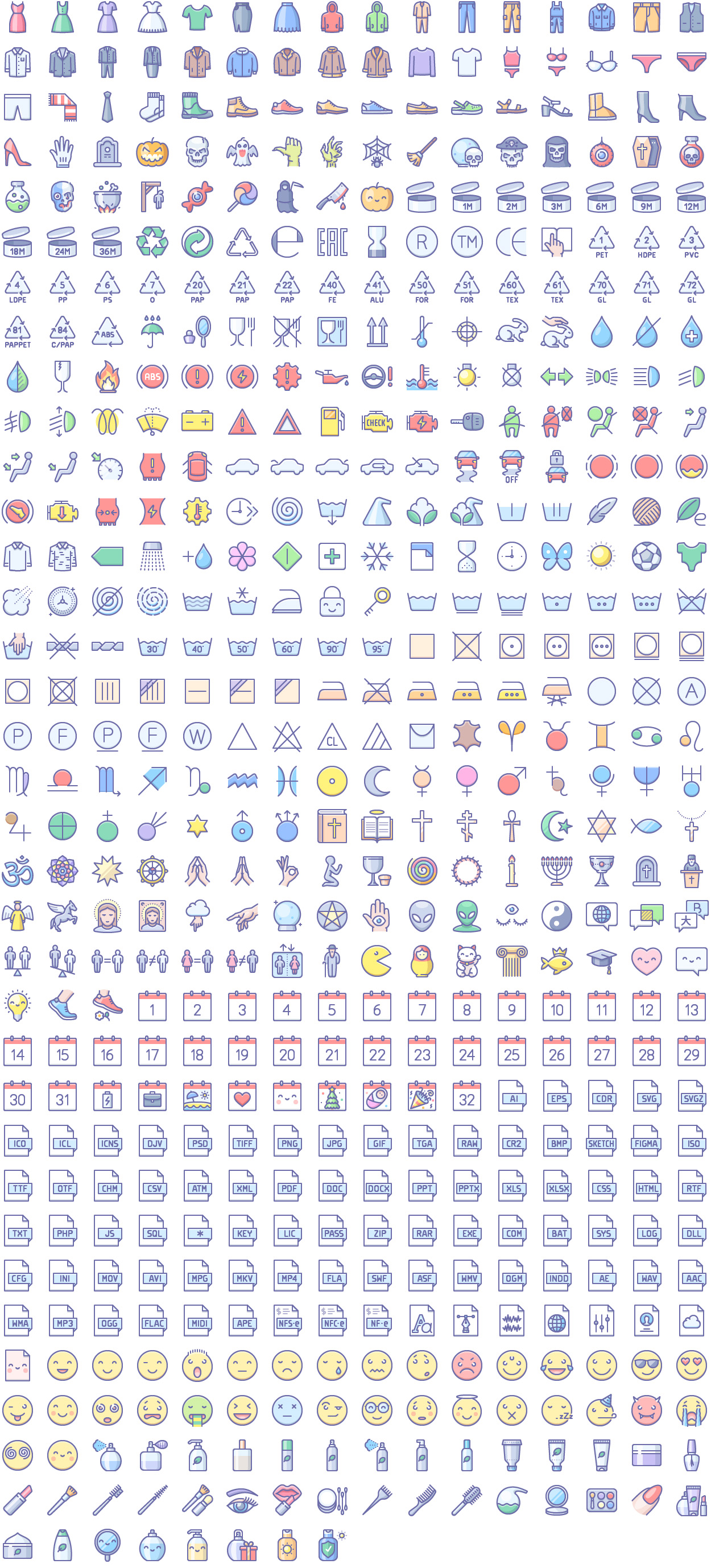 Unigrid 2 Phantom icons full