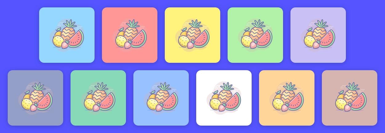 Scenarium icons Bundle